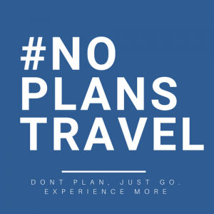 No Plans Travel